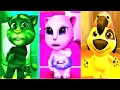 My Talking Colors - Baby Learn Colors and Have Fun With Tom, Ben - Fun Educational Video