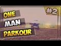 Tanki Online omp #3 (one man parkour)
