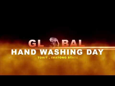 The Global Hand washing Day,South Sudan.