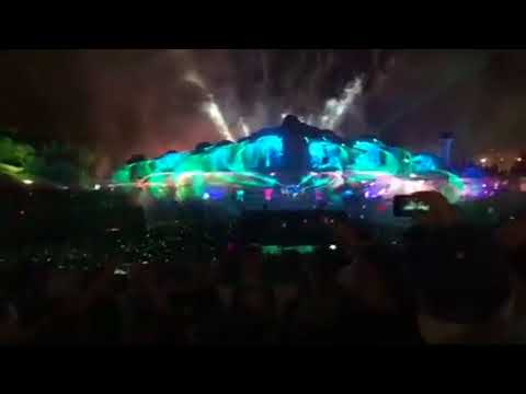 Martin Garrix ft Bonn  ID High on Life Tomorrowland 2018