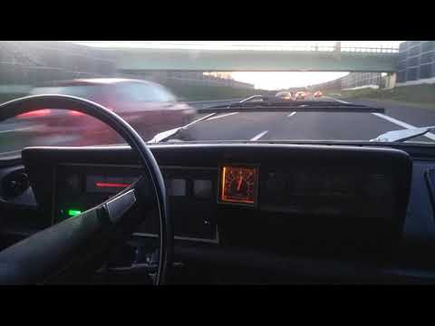 Fiat 125p MR75- Na Autostradzie A4
