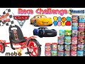 NEW DISNEY CARS 3 MASHEMS FROZEN CHALLENGE MOBO CRUISER FUN RACE SURPRISE BAGS STORM CRUZ TSUM TSUM