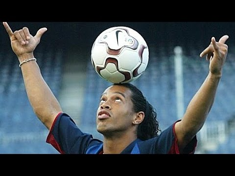 Ronaldinho ● Impossible To Forget The Legend HD #1