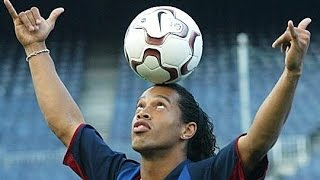 Ronaldinho  Impossible To Forget The Legend HD