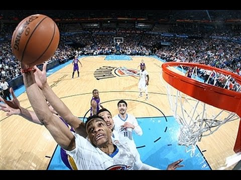 Russell Westbrook Records First Half Triple-Double