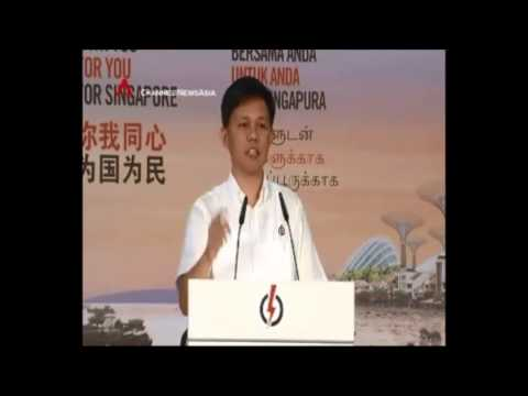 Chan Chun Sing - The Poor Don't Need Money