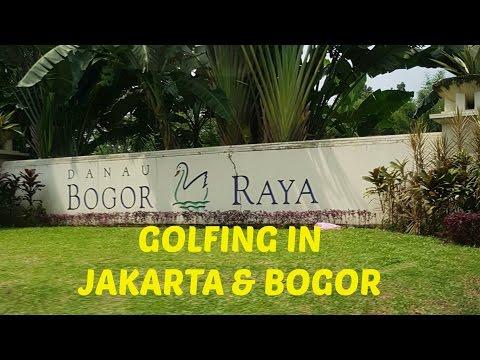 JAKARTA/BOGOR GOLF | RIVERSIDE GOLF, KLUB BOGOR RAYA, SENAYAN NASIONAL & IMPERIAL KLUB