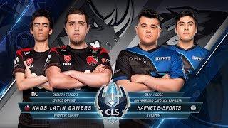 CLS -  Furious vs Legatum   - Apertura S6D1