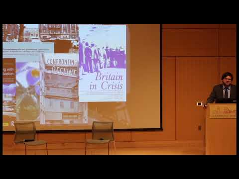 """2017 Annual Meeting: """"The Making (and Re-Making) of the Cambridge Economy"""""""