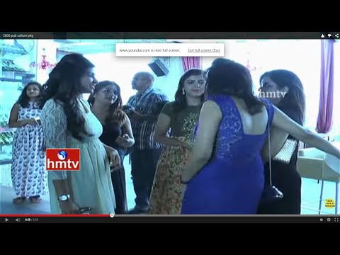 Hyderabad PUB Culture - Hero Navadeep Launches Femmis Pub for Orphans | HMTV News