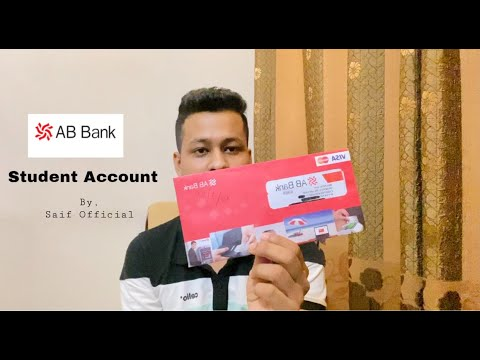 AB Bank Student Account By Saif Official