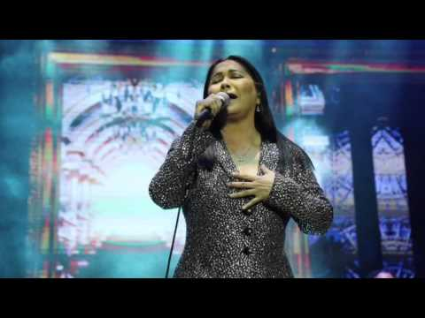 Ana Gabriel video El Paso Tx 4 9 16