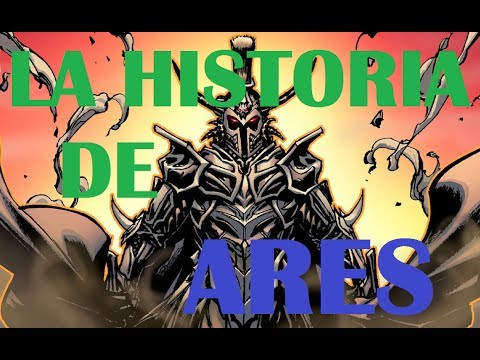 la historia de ARES dc