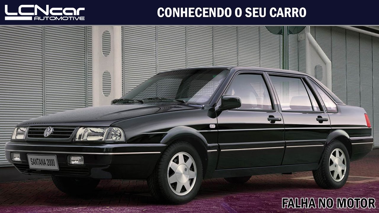 Santana carro