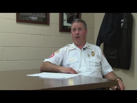 Johnson City fire chief given vote of no confidence by IAFF
