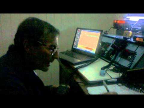 Activación Faro ARG:008 Pta. Medanos 25y 26-2-2012