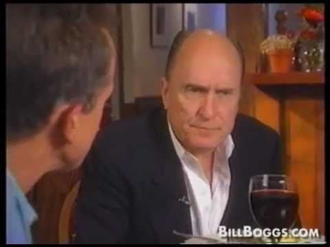 Robert Duvall  with Bill Boggs