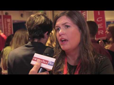 Post Debate - Sarah Huckabee Sanders