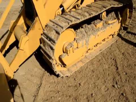 2007 CATERPILLAR 939C For Sale