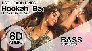 Hookah Bar   8D Audio Song   Khiladi 786   Bass Boosted 🎧