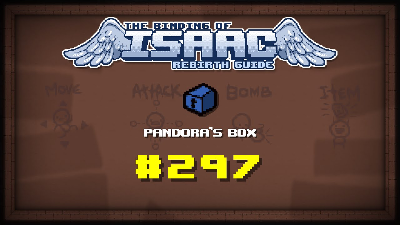 Pandora's Box - Binding of Isaac: Rebirth Wiki