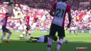 Manchester United vs Southampton 1-0 - All Goals & Highlights EPL 23/9/2017