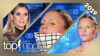 Hat der Streit zwischen Simone & Sarah Auswirkungen auf die Entscheidung? | GNTM 2019 | ProSieben