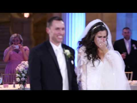 Thumbnail: This bride thought her first dance was ruined… you won't believe what happened next: