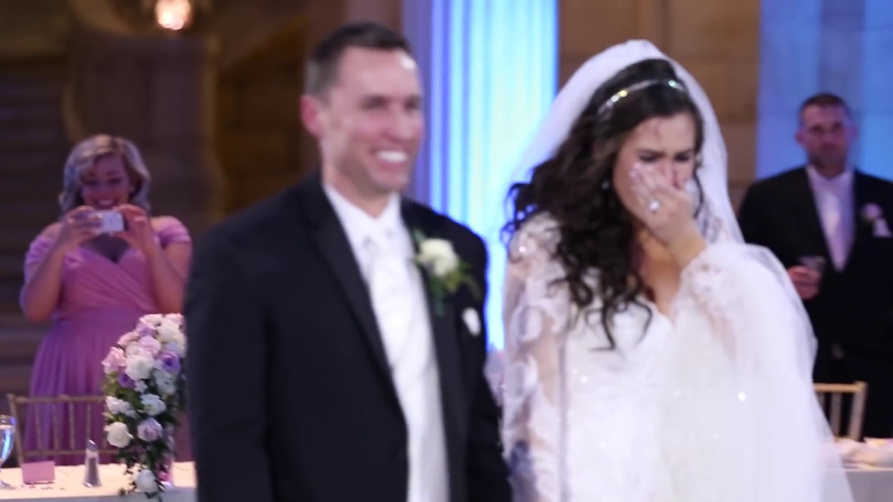 This Bride Thought Her First Dance Was Ruined You Wont Believe