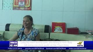 PHÓNG SỰ VIỆT NAM: Hành động bất lương của chính quyền xã Tân Thạnh Đông, Củ Chi - Sài Gòn
