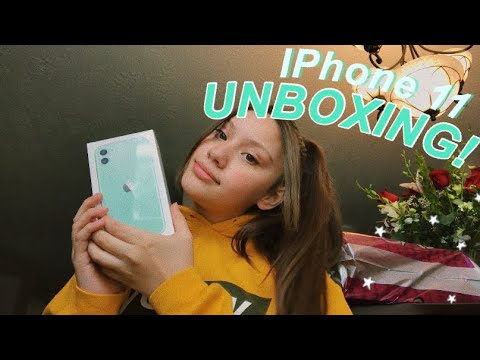 iphone-11-unboxing!✨|nathalia-guillen