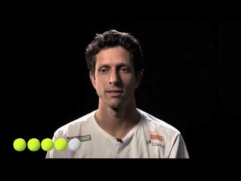 Serve and Volley with Marcelo Melo