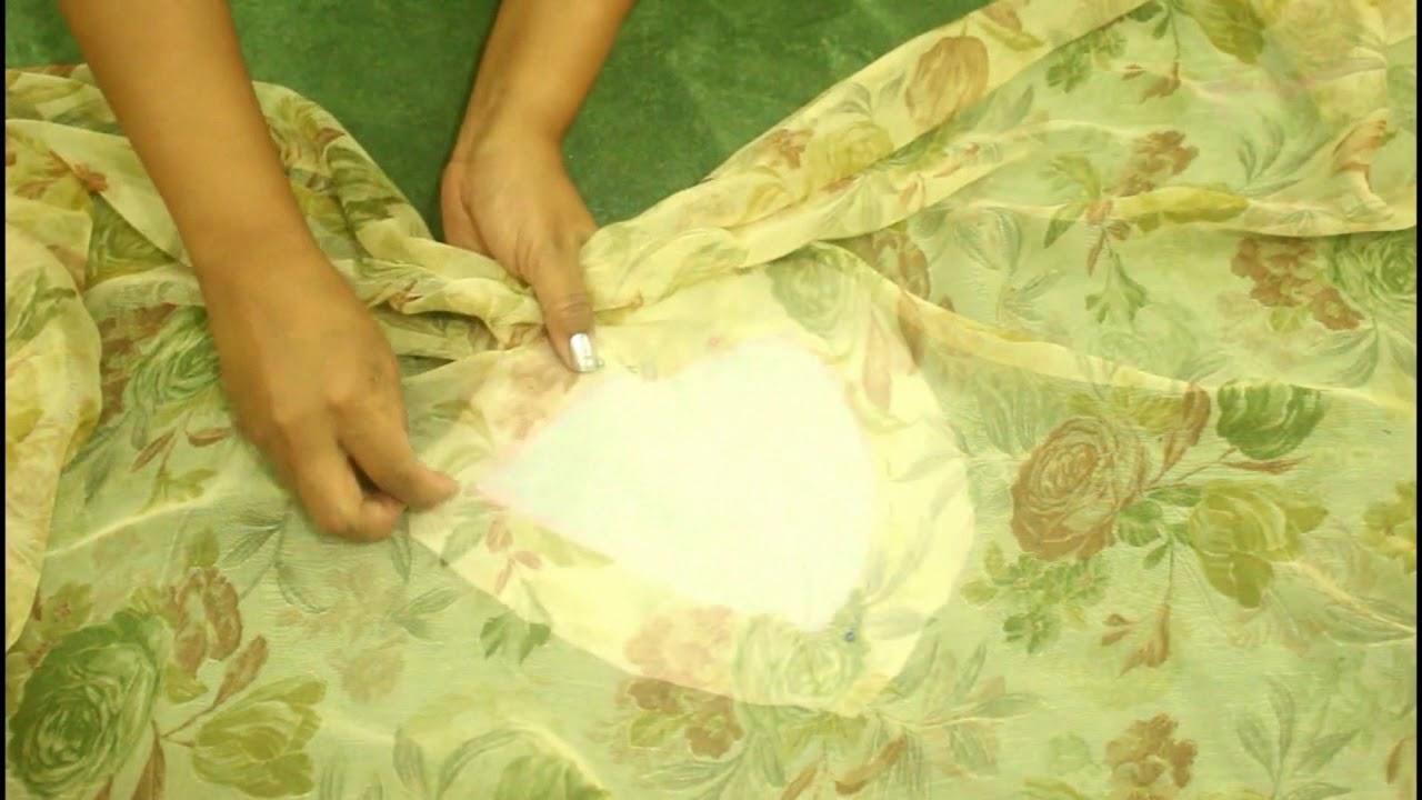 स्टाइलिश काफ्तान कुर्ती 15  मिनट मे । Kaftan Dress Easy Tutorial
