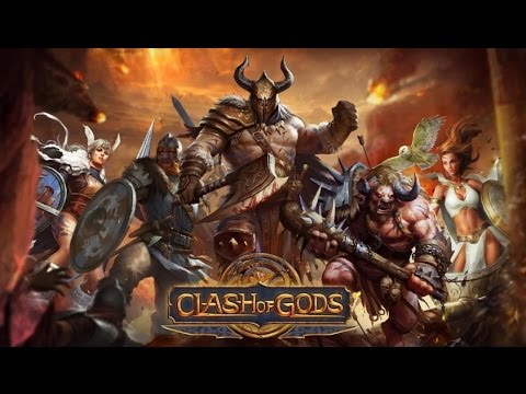 Clash Of Gods - Android Gameplay HD