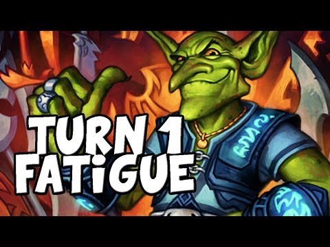 [Hysteria] Turn 1 Fatigue
