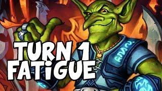 Turn 1 Fatigue