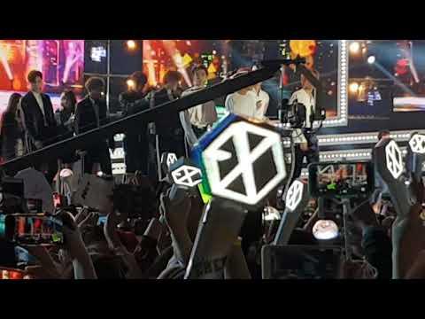 Busan One Asia Festival Ending Artist (NCT127, SEVENTEEN, EXID, A.C.E, (G)L-DLE)