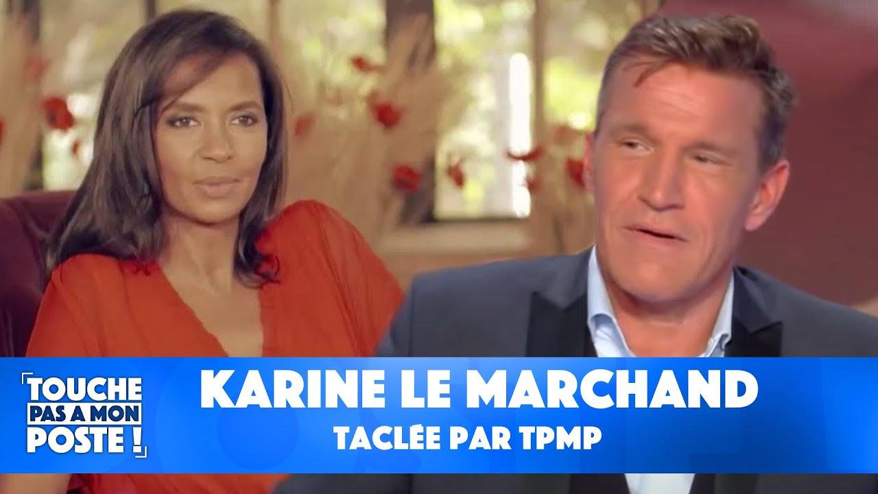"""Replay TPMP : Karine Le Marchand, une """"diva"""" sur le tournage de """"L'amour est dans le pré"""" ?"""