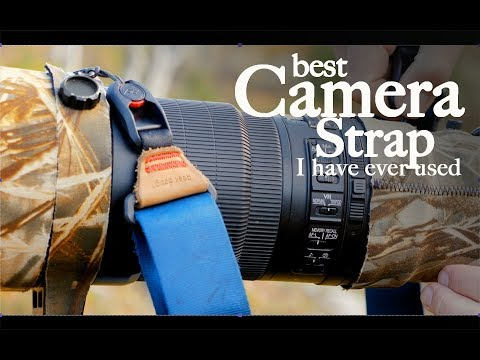 BEST CAMERA STRAP I Have Ever Used   And Photo Adventure To The Galapagos