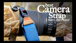 BEST CAMERA STRAP I have ever used | and Photo adventure to the Galapagos