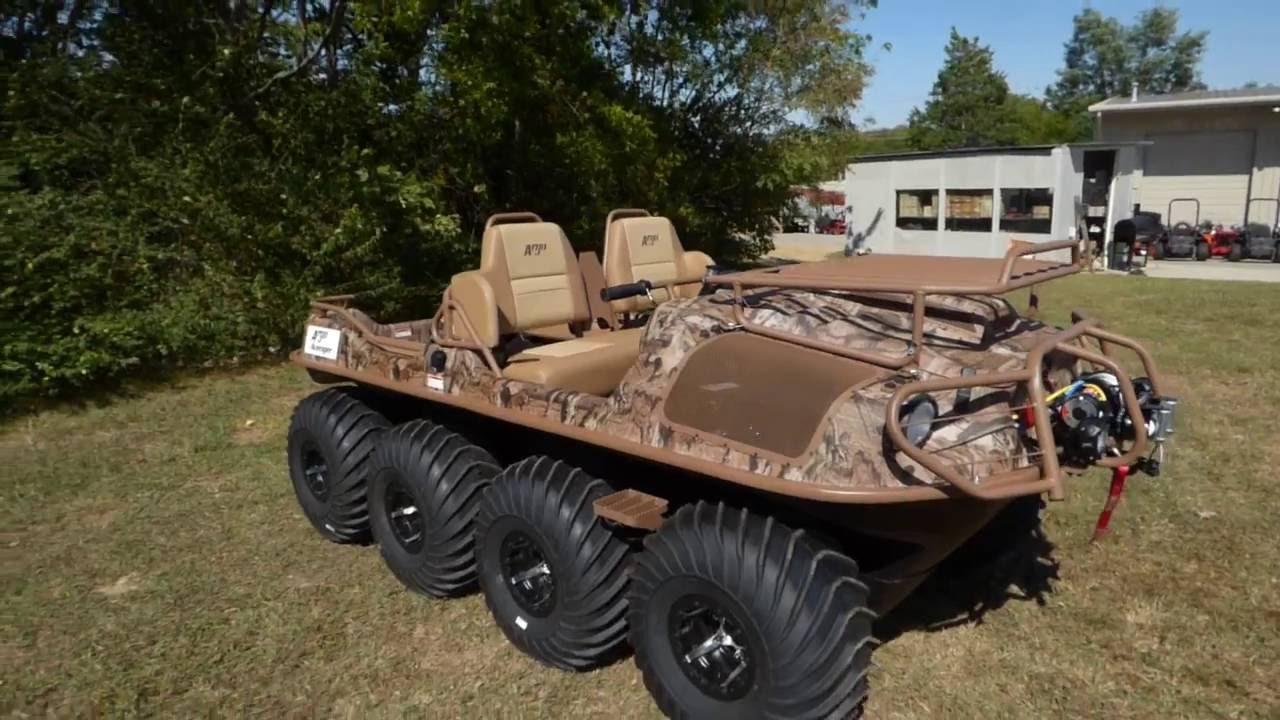 Argo Avenger 8x8 Hunt Master ZX ATV/UTV 30hp Kohler