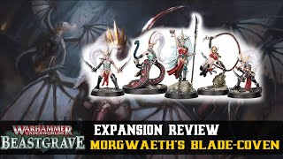 Morgwaeth's Blade-Coven Warband Review | Warhammer Underworlds: Beastgrave
