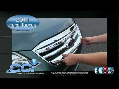 Ford Taurus 2011 Trim Package