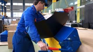 Производство металлического колпака на трубу(, 2013-03-06T07:11:45.000Z)