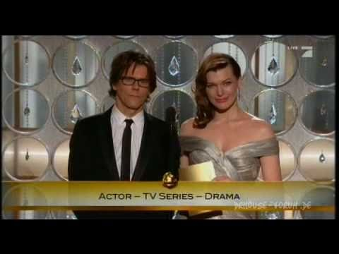 Thumbnail: Hugh Laurie - 68th Annual Golden Globe Awards 2011 - Snippets