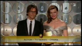Hugh Laurie - 68th Annual Golden Globe Awards 2011 - Snippets