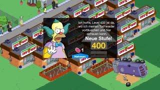 Die Simpsons - Springfield #07 Schneller leveln (Donuts bekommen)  [Deutsch] [Let's Play]