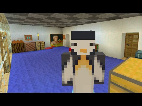 Minecraft Xbox: Stampy's Bedroom [175]
