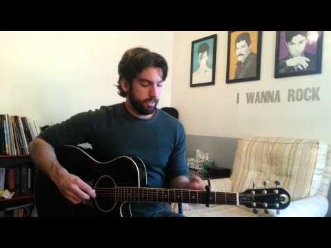OneRepublic - Feel Again (Guitar Chords & Lesson) by Shawn Parrotte