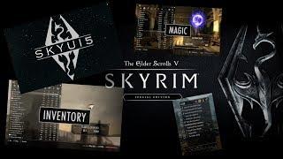 SkyUI Special Edition alpha Released SKYRIM SE Mod